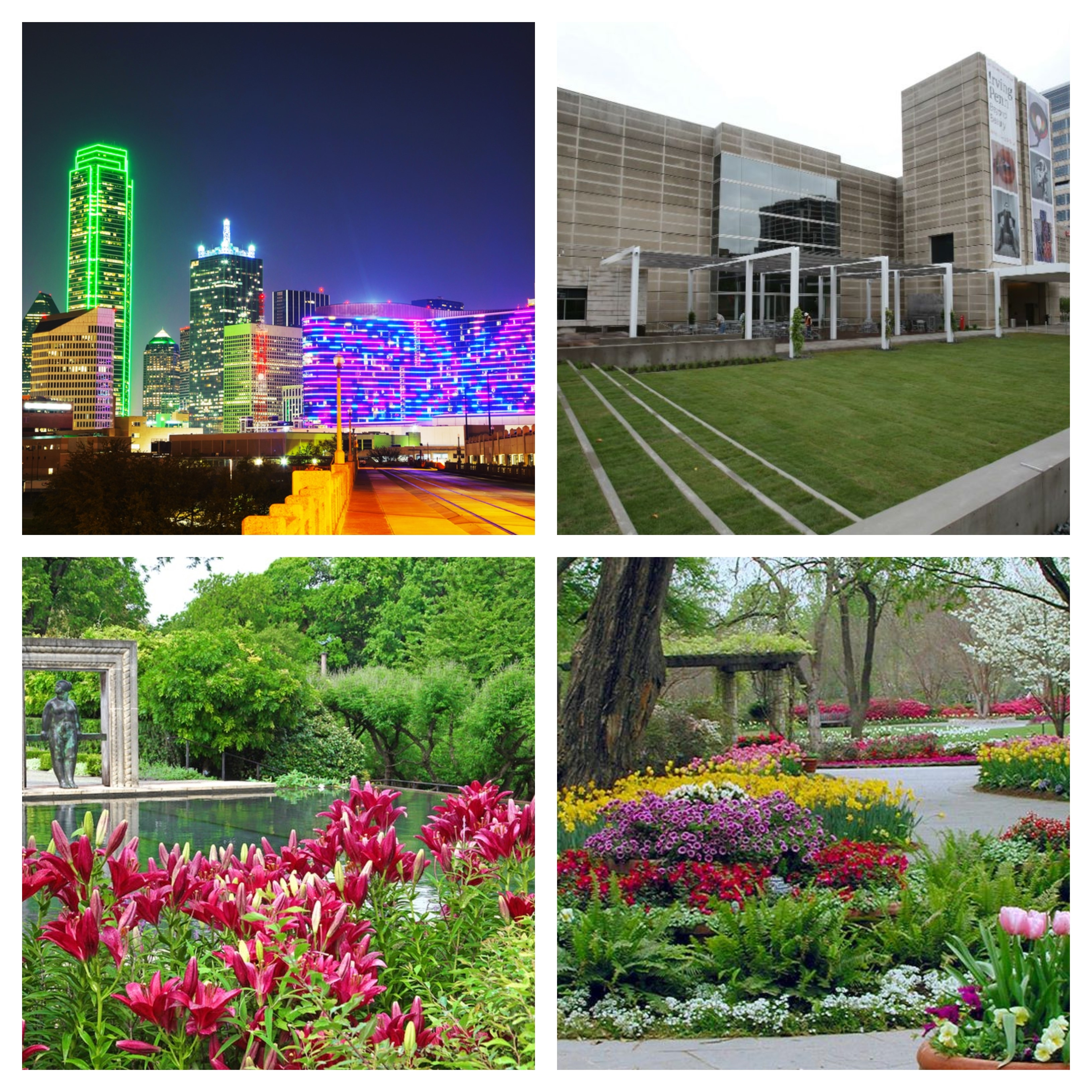 Dallas Tourist Attraction